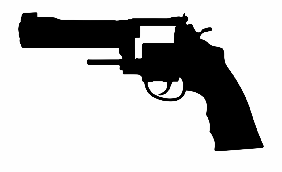 Smith and wesson revolver clipart png royalty free download Bourbon City Firearms Revolver Pistol Handgun - Smith ... png royalty free download