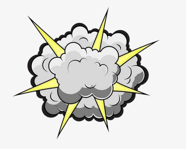 Smoke explosion clipart jpg black and white Explode The Smoke PNG, Clipart, Explode Clipart, Explosion ... jpg black and white