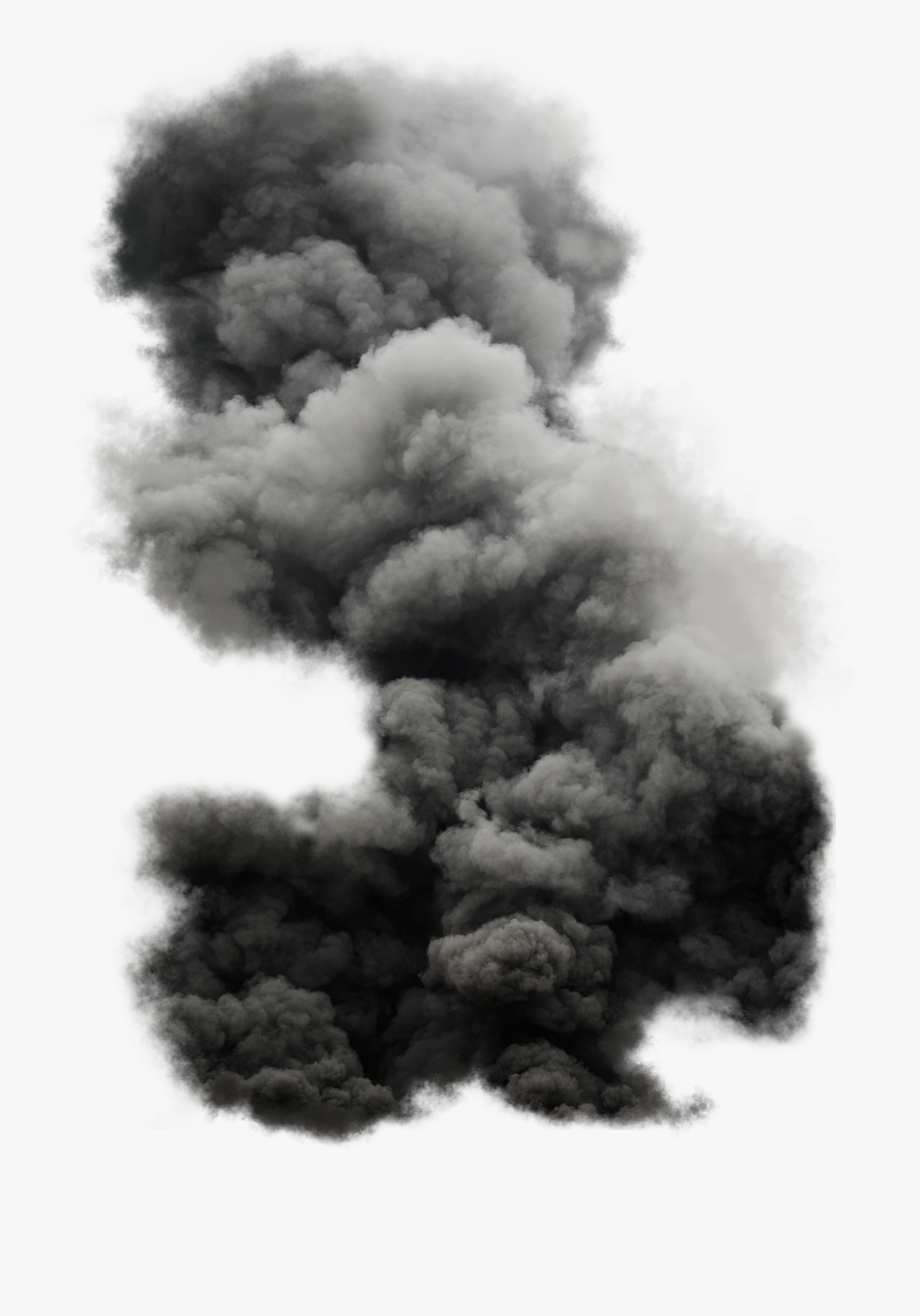 Smoke plume clipart no background vector library library Black Smoke Cloud ♥ - Black Cloud Transparent Background ... vector library library