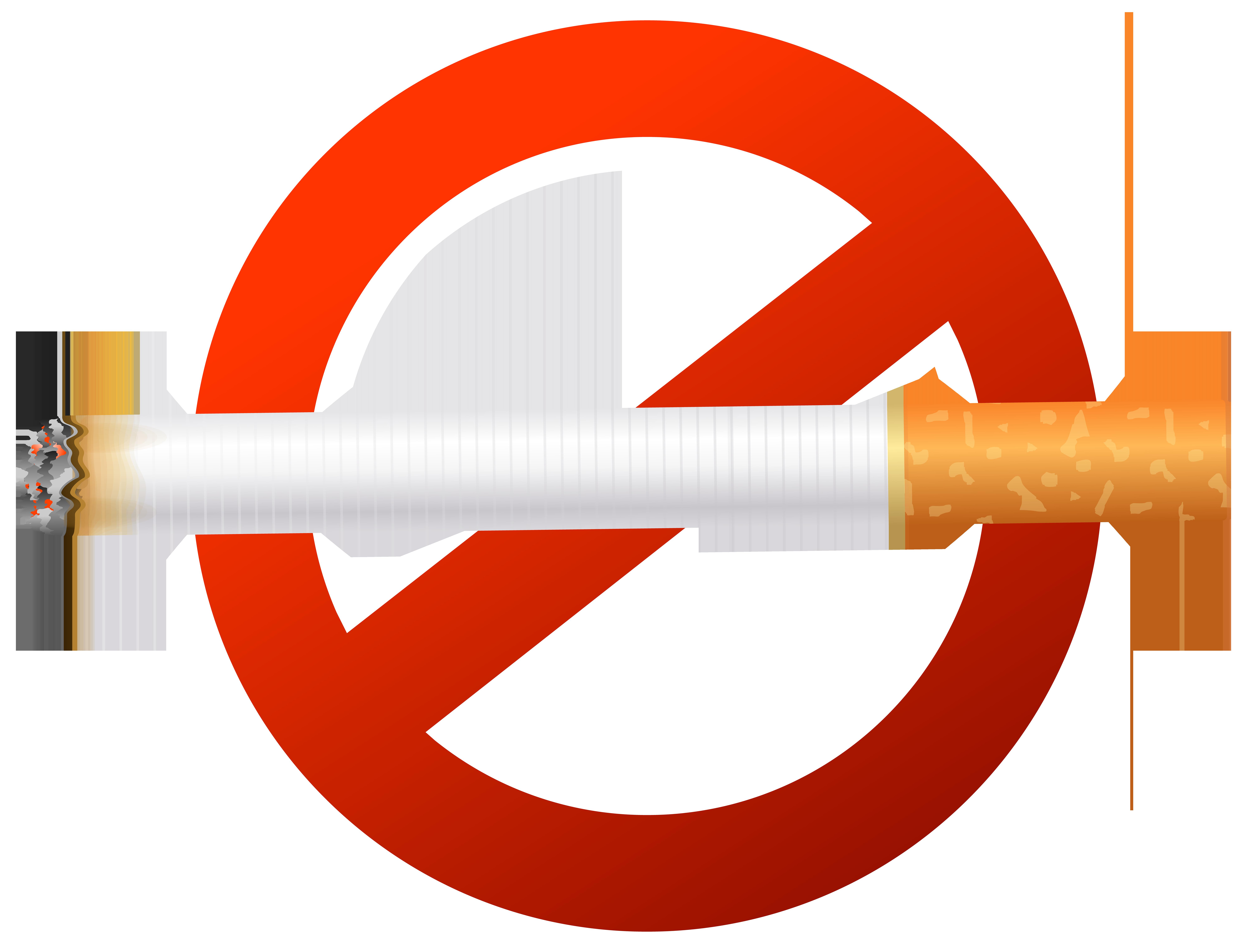 Smoking car clipart png freeuse No Smoking Sign PNG Clip Art - Best WEB Clipart png freeuse