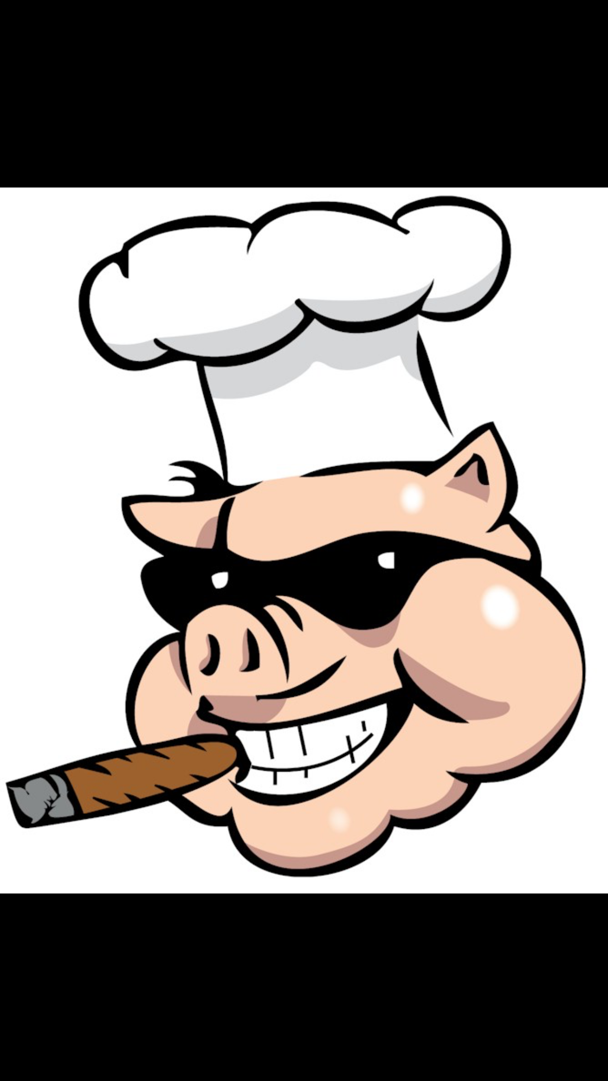 Smoking meats clipart banner library library Pin by Coonassmom on *KK* Guys   Smoking pig, Grill logo ... banner library library
