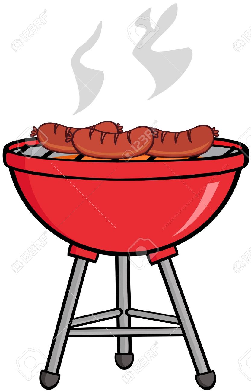 Smoking meats clipart clip royalty free stock Bbq Pit Clipart   Free download best Bbq Pit Clipart on ... clip royalty free stock