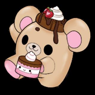 Smooshy mushy clipart vanilla graphic black and white download Bayla Bear | Smooshy Mushy Wiki | FANDOM powered by Wikia graphic black and white download