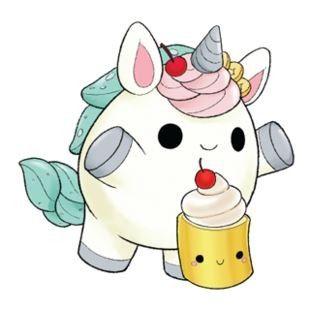 Smooshy mushy clipart vanilla clip art royalty free library GiulyUnicorn | Cute animals in 2019 | Unicorn drawing ... clip art royalty free library