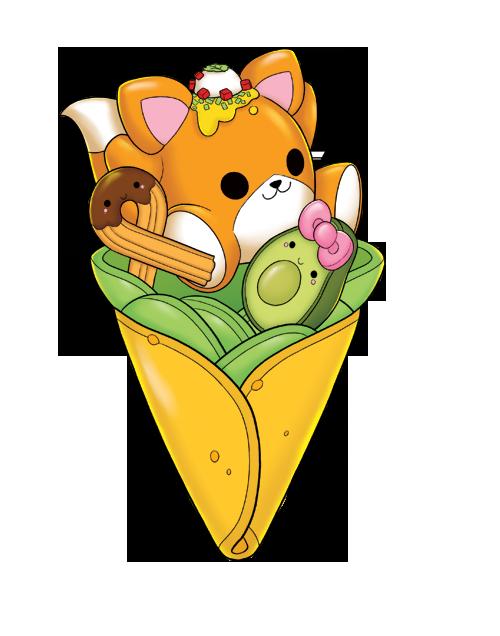 Smooshy mushy clipart vanilla picture black and white stock Sassy Fussy Fox | Smooshy Mushy Wiki | FANDOM powered by Wikia picture black and white stock