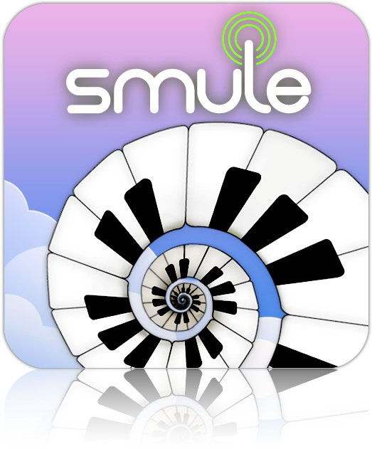 Smule logo clipart clip art royalty free download Smule\'s Magic Piano App for iPhone and iPod touch Reaches ... clip art royalty free download