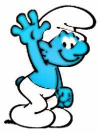 Smurf clipart free banner free library Free Smurfs Cliparts, Download Free Clip Art, Free Clip Art ... banner free library