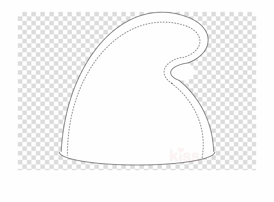 Smurf hat clipart clip art library stock Make A Smurf Hat Clipart Smurfette Headgear The Smurfs ... clip art library stock