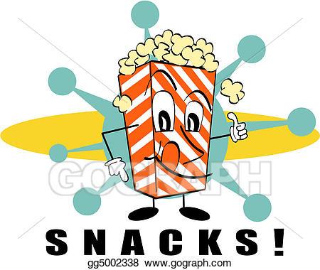 Snack cart clipart clipart free Snack Clipart chat 4 - 450 X 380 Free Clip Art stock ... clipart free