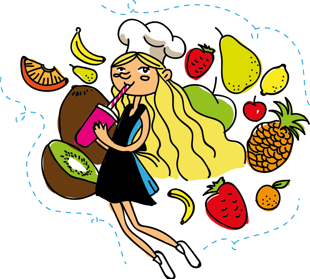 Good Fruits, Healthy Fruits - Snack Clipart - Full Size ... picture library