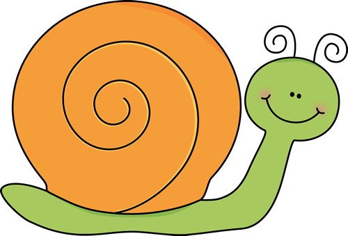 Snail clipart jpg freeuse stock Green and Orange Snail Clip Art - Green and Orange Snail ... jpg freeuse stock