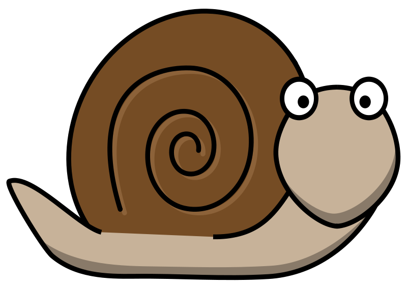 Snail clipart picture transparent stock Free Clipart: Snail | hatso1 picture transparent stock