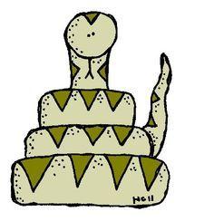 Snake clipart melonheadz vector freeuse Resultado de imagen de household melonheadz | painted rocks ... vector freeuse