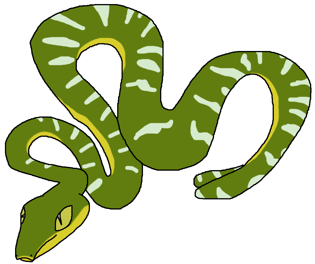Snake in tree clipart picture Emerald Tree Boa | Animal Pedia Wiki | FANDOM powered by Wikia picture