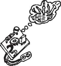 Snap circuits clipart black and white clipart Kits & Models clipart