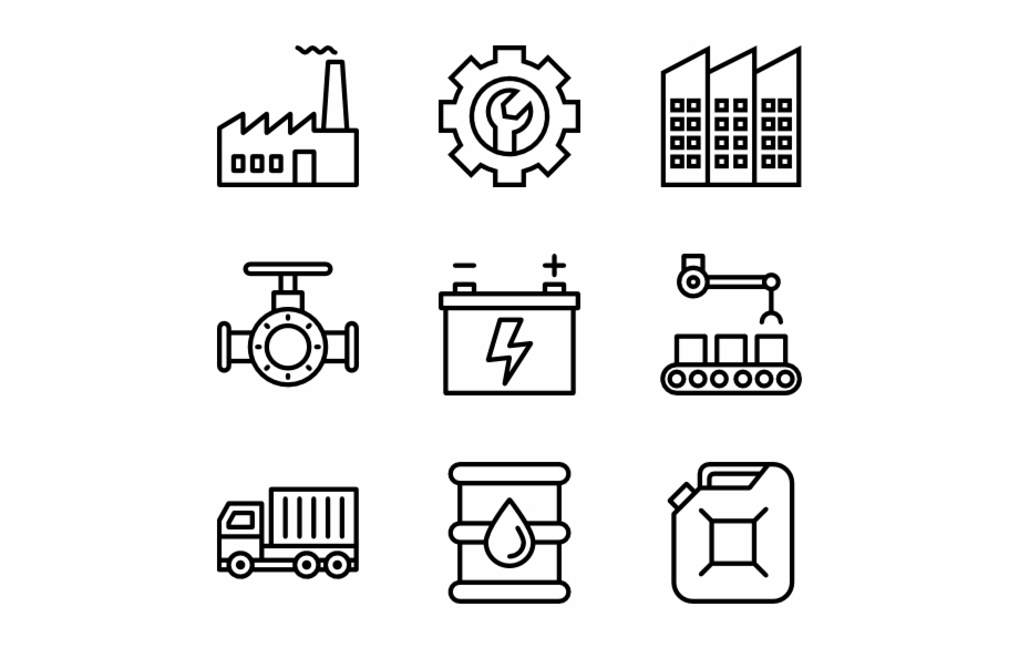 Snap circuits clipart black and white graphic transparent stock Circuits Vector Industrial - Train Station Icon Free PNG ... graphic transparent stock
