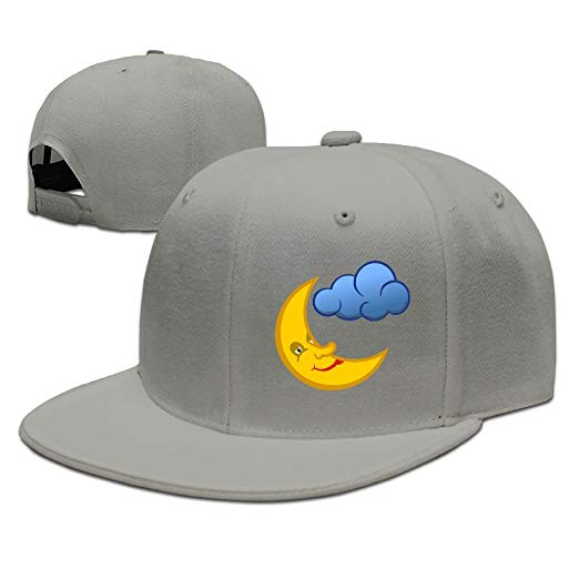 Snapback clipart clipart library download RCH-970 Moon Clipart Fashion Adjustable Baseball Cap ... clipart library download
