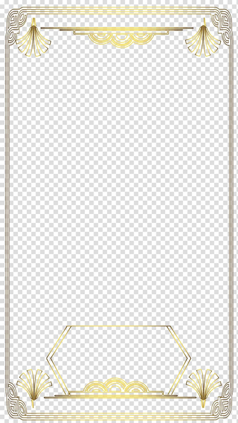 Snapchat border clipart vector free library Silver and brown floral wall decor, graphic filter Snapchat ... vector free library