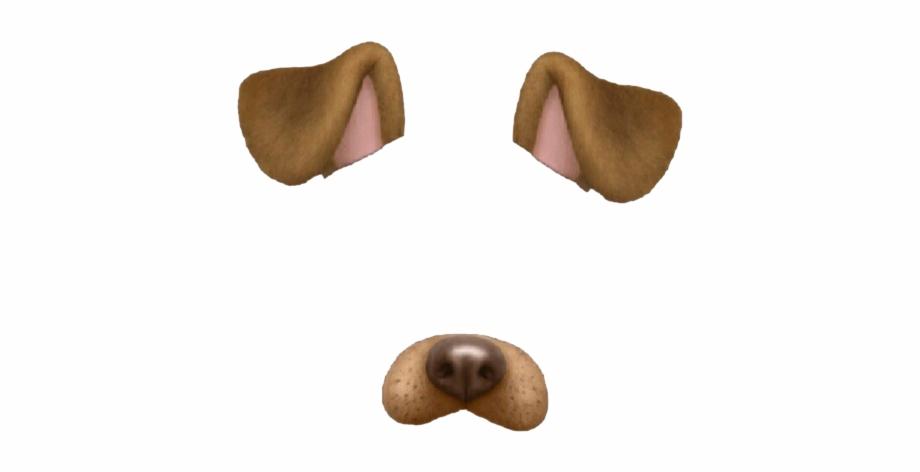 Snapchat filter clipart dog svg freeuse stock Dog Cat We - Snapchat Dog Filter Png Free PNG Images ... svg freeuse stock