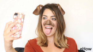Snapchat filter clipart dog png library stock 25+ Best Snapchat Dog Ears Memes | Filter Memes, Png Memes ... png library stock