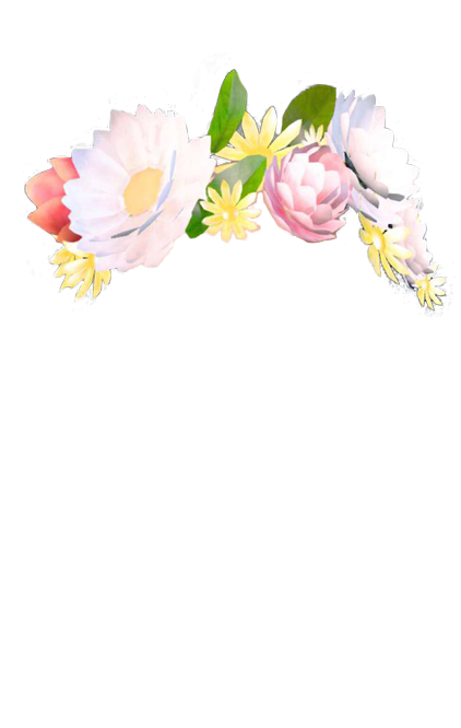 Snapchat flower filter clipart banner library download all the snapchat filter pngs are done for now banner library download