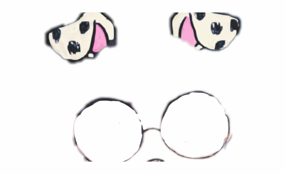 Snapchat glasses filter clipart image library stock Transparent Snapchat Filters Free PNG Images & Clipart ... image library stock