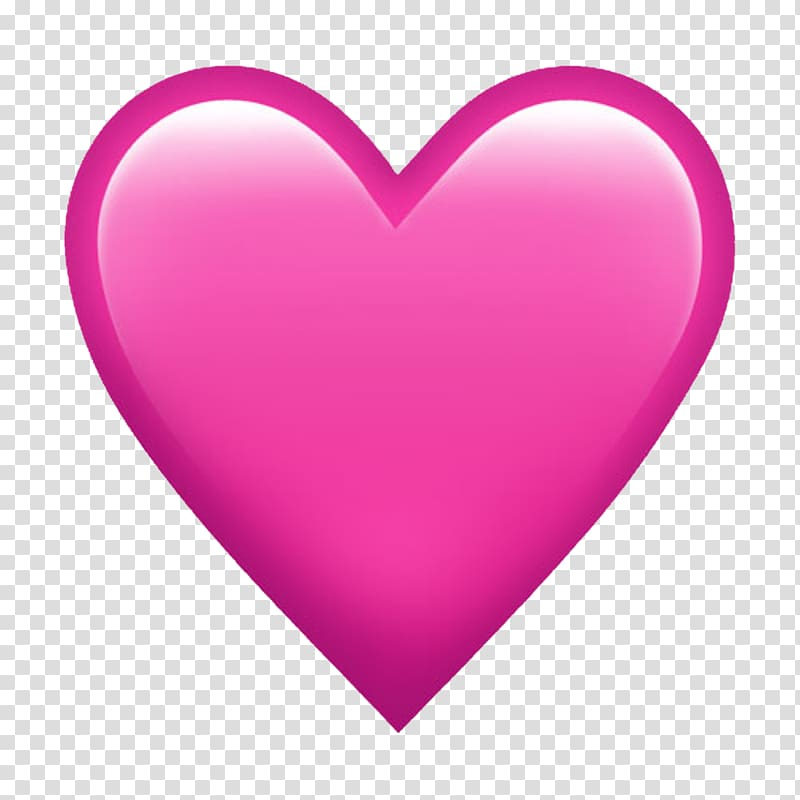Snapchat hearts clipart clip library stock Pink heart , Emoji Heart Love Symbol, snapchat transparent ... clip library stock