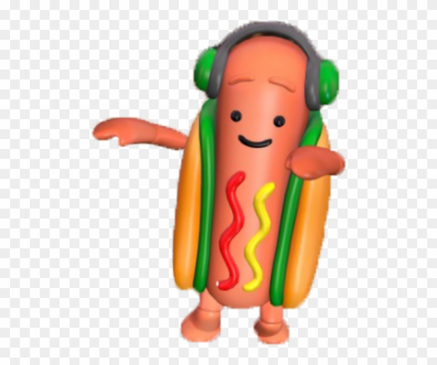 Snapchat hot dog clipart image library download Snapchat Clipart Hotdog - Dancing Hot Dog Man - Png Download ... image library download