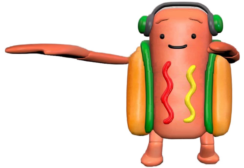 Snapchat hot dog clipart clip freeuse stock mitchell on Twitter: \