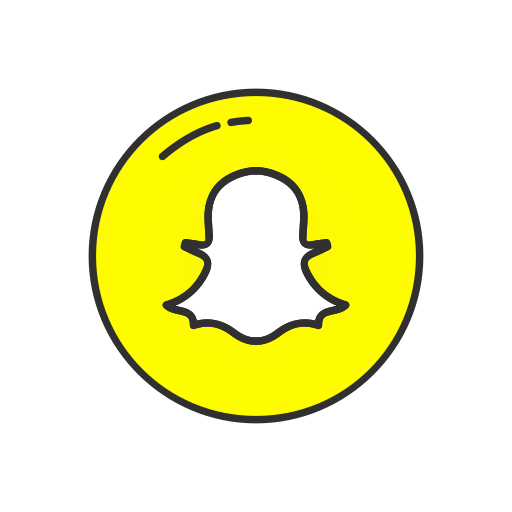 Ghost Snapchat Logo Icon Png banner freeuse library