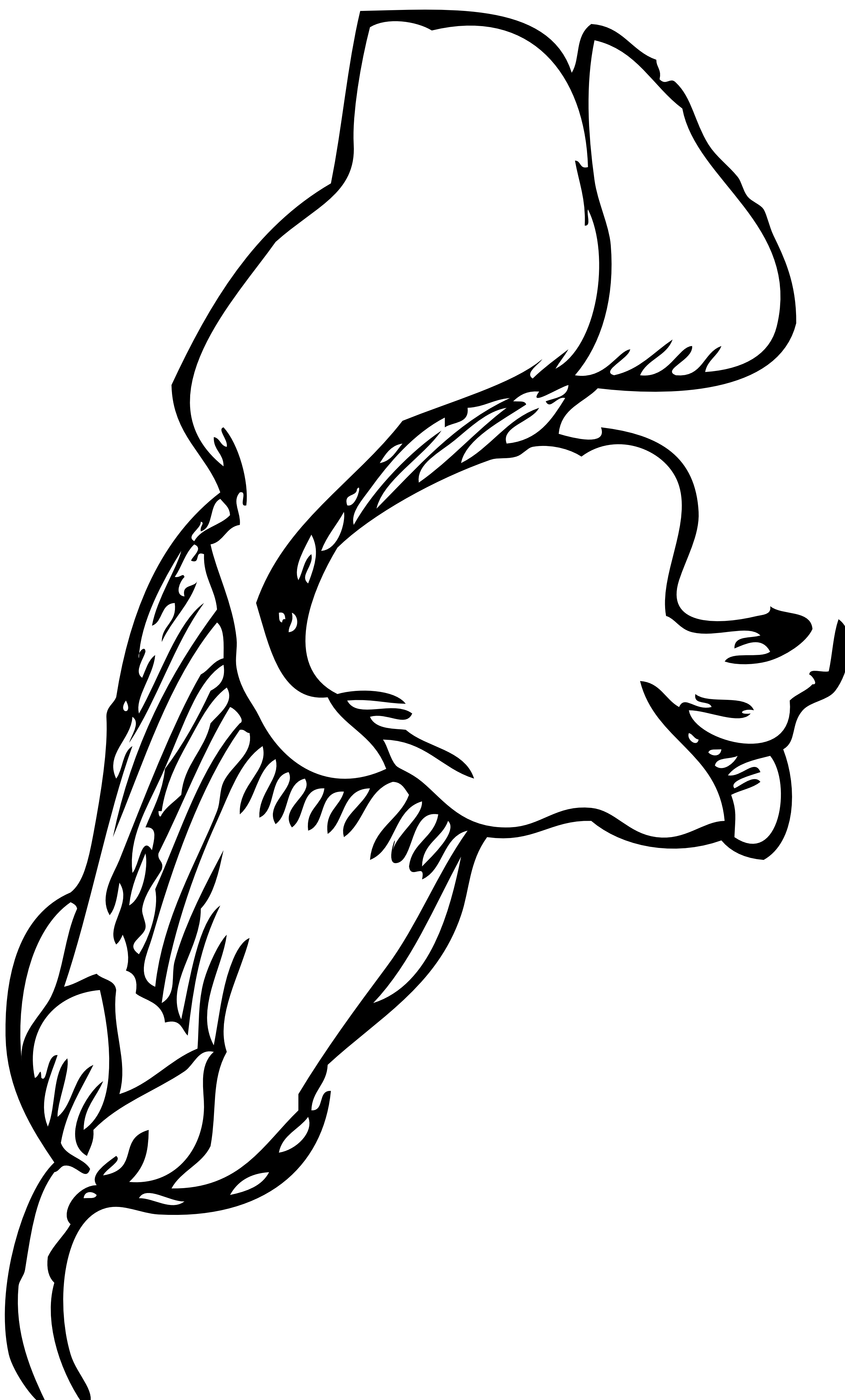 Snapdragon flower clipart clip freeuse library Snapdragon Flower Coloring Pages - Free Coloring Pages clip freeuse library