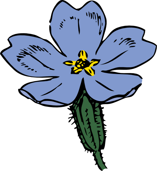 Snapdragon flower clipart clipart royalty free stock Primrose Clip Art at Clker.com - vector clip art online, royalty ... clipart royalty free stock