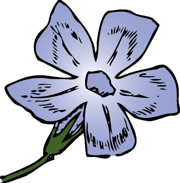 Snapdragon flower clipart svg freeuse stock Purple Flower 6 Clip Art at Clker.com - vector clip art online ... svg freeuse stock