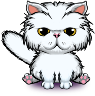 Snatch clipart clipart transparent library Kitty Snatch Cute Cat Stickers Messages Sticker-7 - Cartoon ... clipart transparent library