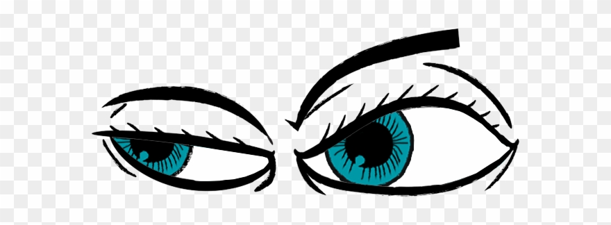 Sneaky girl clipart freeuse download Shifty Eyed Spies Eyes - Sneaky Eyes Clipart (#1197880 ... freeuse download