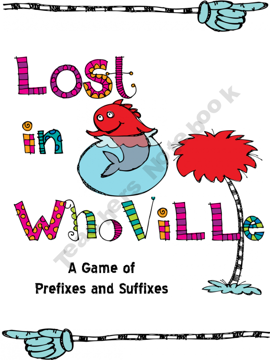 Sneetches star clipart graphic black and white Dr. Suess Lost in Whoville A Game of Prefixes and Suffixes | Let me ... graphic black and white
