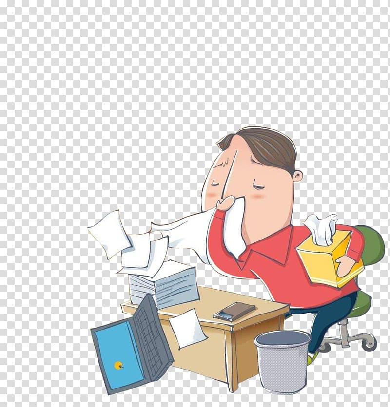 Sneeze office clipart clipart freeuse Sneeze transparent background PNG cliparts free download ... clipart freeuse
