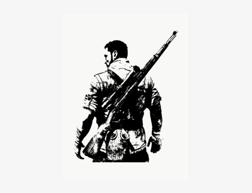 Sniper elite iii clipart image transparent download Sniper Elite Png Clipart - Sniper Elite 3 Karl - Free ... image transparent download