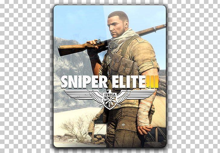 Sniper elite iii clipart clip black and white stock Sniper Elite III Sniper Elite V2 PlayStation 4 PlayStation 3 ... clip black and white stock