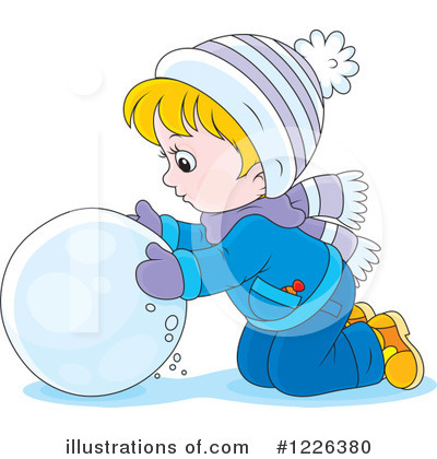 Snoball clipart picture library download Snowball Clipart #43270 - Illustration by Dennis Holmes Designs picture library download