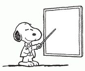 Snoopy and teacher clipart svg freeuse stock 74 Best Snoopy Reading Room Theme images in 2016 | Snoopy ... svg freeuse stock