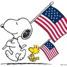 Snoopy clipart fourth of july banner transparent library 45 Best Peanuts 4th of July images in 2019 | Peanuts cartoon ... banner transparent library