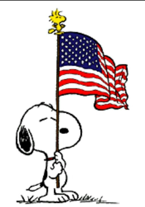 Snoopy clipart fourth of july banner free library 48+] Snoopy Fourth of July Wallpaper on WallpaperSafari banner free library