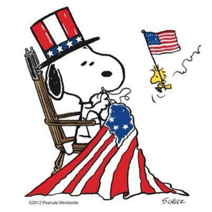 Snoopy fourth of july clipart image library Snoopy 4th of july clipart 6 » Clipart Station image library