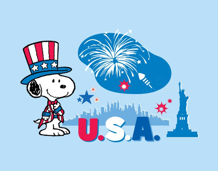 Snoopy clipart fourth of july clip transparent library Download happy 4th of july quotes clipart Independence Day ... clip transparent library