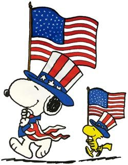 Snoopy clipart fourth of july clip art royalty free download Pin by Frances Mason on Snoppy Charlie Brown | Snoopy ... clip art royalty free download