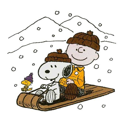 Snoopy clipart winter svg freeuse download FREE Cartoon Graphics / Pics / Gifs / Photographs: Peanuts ... svg freeuse download