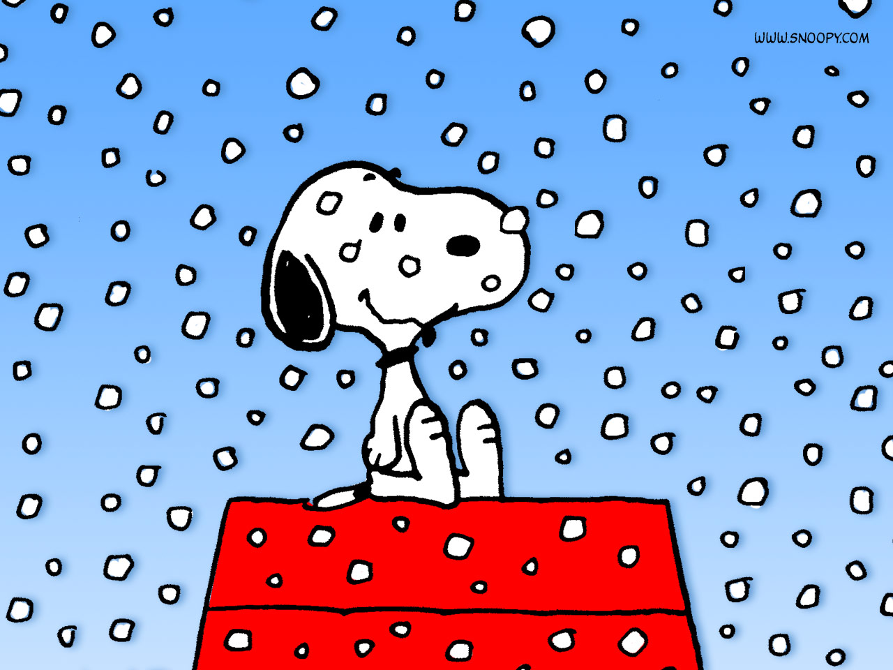 Snoopy clipart winter picture black and white Free Snoopy Winter Cliparts, Download Free Clip Art, Free ... picture black and white