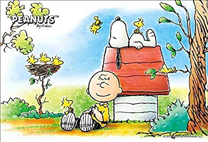Snoopy cliparts puzzled image transparent download Epoch Jigsaw Puzzle 11-417 Peanuts Snoopy \