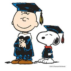 54 Best Peanuts Graduation images in 2019   Graduation ... clip black and white stock